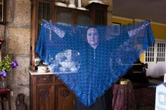 Haruni shawl