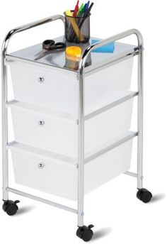 Shop Staples® for Honey Can Do 3 Drawer Rolling Cart and enjoy everyday low prices, plus FREE shipping on orders over $29.99. Get everything you need for a home office or business right here.