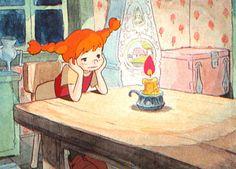 Pippi Longstocking (長靴下のピッピ)