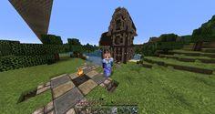 My New House in Survival Vanilla.