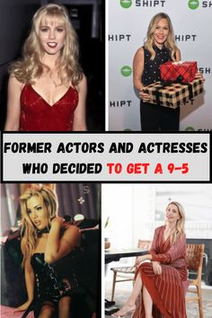 Considering how many actors there are in the business, it's safe to say that most of them end up in typical jobs eventually. But in these 40 cases, bona fide celebrities decided to give it all up in favor of a regular job (which is probably a lot easier once you've made a couple of million dollars). Do you remember all 40 of these famous people who left fame behind in favor of some normalcy?