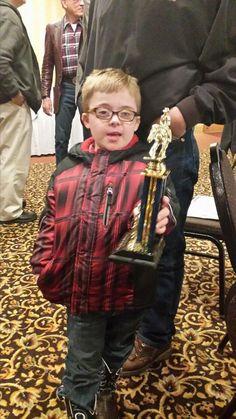 Volunteer of the year award :)