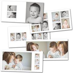 gallery design photo album layouts