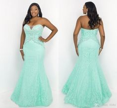 Plus Size Women Dresses Design Floor Length Lace Shiny Evening Gowns Formal Vestidos De Fiesta Special Occasion Prom Dresses Evening Gowns Online with $150.76/Piece on Olisha's Store | DHgate.com