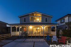 カリフォルニア工務店 Ibaraki, My House, Porch, California, Mansions, House Styles, Home Decor, Kitchen, American Houses