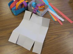 Nevelson inspired art by elizabeth williams, via Flickr