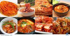 Các món ăn Hàn Quốc thường có gia vị cay, trong bữa ăn thường không có rau luộc hoặc xào như Việt Nam mà chỉ có các loại Kim chi ăn thay rau. Cần lưu ý một số món đặc trưng của Hàn Quốc như Huê (cá sống), bạch tuộc sống, mực sống thái nhỏ trộn tương ớt, cua ghẹ sống muối không phù hợp với ẩm thực... Xem thêm: http://tourdulichhanquoc.info/kinh-nghiem-an-uong-khi-di-du-lich-han-quoc-pn.html