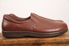 33.24$  Buy here - http://vicxb.justgood.pw/vig/item.php?t=h743o415328 - Nice SAS leather comfort loafers!