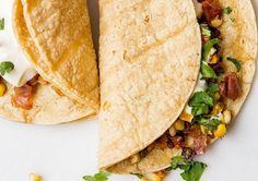 Low Carb Keto Recipe: Beef and Salsa Burritos Recipe