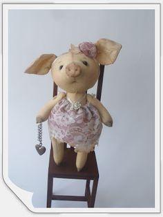 HandMade - уникальные подарки ручной работы: Свинки
