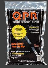 QPR Permanent & Easy Pothole Repair