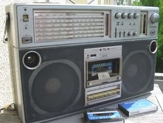 Quality portable audio video with free worldwide shipping on AliExpress Radios, Radio Antigua, Hi Fi System, Receptor, Tape Recorder, Record Players, Hifi Audio, Boombox, Old Tv