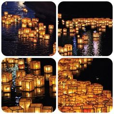 浅野川の灯籠流し Turning Japanese, Kanazawa, Ishikawa, Beautiful Places In The World, Nihon, Things That Bounce, Lanterns, Tokyo, Travel