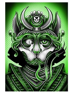 New Art Prints by Mr. Gauky and Palehorse from Skull and Heart
