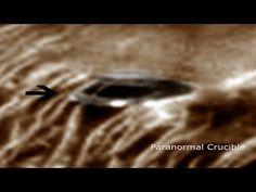 Jupiter 2 UFO Found On Mars - YouTube