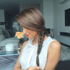 See related links to what you are looking for. Sarah Angius, About Hair, Fishtail, Braids, Pure Products, Lady, Instagram, Health, Fitness