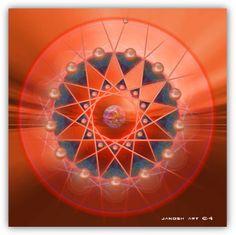 Sabedoria - a energia de Sabedoria torna-te centrado no teu próprio corpo, dessa forma permitindo acesso à tua sabedoria interna.