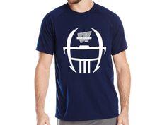 Washburn Football Helmet Graphic Adidas Go To Tee Shirt - Navy Football  Helmets 0cc40bdc4