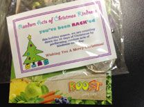 December 12th - Random Acts of Christmas Kindness Advent Calendar - Loveable Lifestyle http://loveablelifestyle.com/rack-advent-calendar