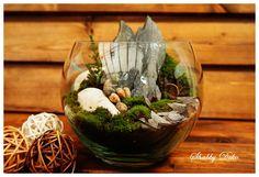Glass Ball, Terrarium, Victorian, Garden, Home Decor, Terrariums, Garten, Decoration Home, Room Decor