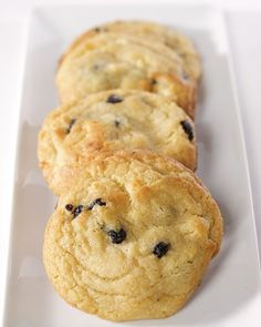 Blueberry-and-Cream Cookies DOUBLE TRAY WHEN BAKING!!! Single recipe