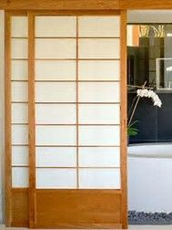 Image result for how durable is the translucent paper used in shoji screens