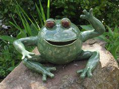 Frosch - Keramik