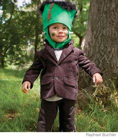 Freakin' Cute Frankenstein Halloween Costume