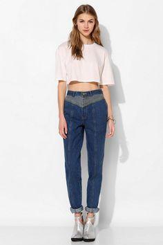 Urban Renewal Vintage Jordache Seam Jean
