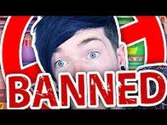 TDM The Diamond Minecart DANTDM I GOT BANNED!!   YouTuber's Life #9 SSun...