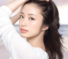 上戸彩KOSE Esprique Cute Japanese, Japanese Beauty, Asian Beauty, J Makeup, Asian Makeup, Exotic Women, Beautiful Asian Women, Asian Hotties, Japan Girl