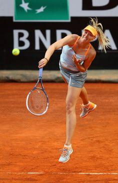 Maria Sharapova #tenis #tennis @JugamosTenis
