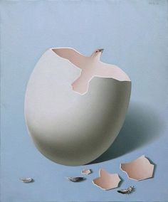 20 creative negative space design inspiration is part of Surrealism painting - 20 Creative Negative Space Design Inspiration artInspiration Creative Graphisches Design, Creative Design, Notan Design, Logo Design, Negative Space Art, Vitrine Design, Surrealism Painting, Egg Art, Magritte