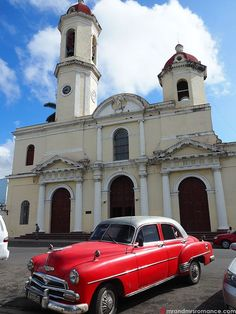 Cienfuegos Square - One of the best places to visit in Cuba