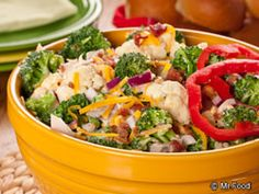 Best Broccoli Salad for a Large Group