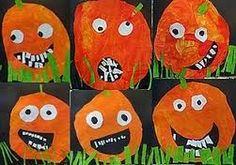 Résultats de recherche d'images pour «bricolage halloween maternelle»
