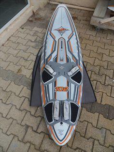 JP FREESTYLE WAVE 102L PRO ÉDITION  2007 244X62cm TRÈS BON ÉTAT 350€