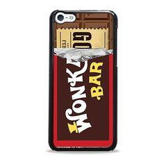 Golden Ticket Wonka Bar iPhone 5c case
