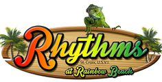 Rhythms at Rainbow Beach - St. Croix, U.S. Virgin Islands