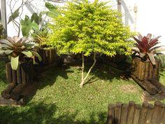 varanda com madeira de eucalipto tratado - Pesquisa Google