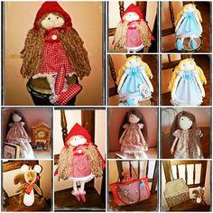 Fantasy. Dolls