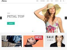 WP Theme Of the Day #237 – Flatize – Fashion eCommerce WordPress Theme