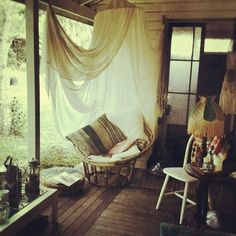 bohemian lounge room