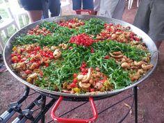 PAELLA MINEIRA | Peixes e frutos do mar > Paella | Receitas Gshow Pasta, Low Carb, Favorite Recipes, Chicken, Meat, Cooking, Kitchen, Food, Meal Recipes