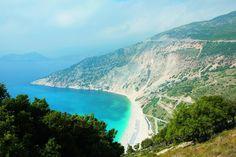 Myrtos Beach, Kefalonia, Ionian Islands