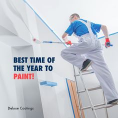 Summer has officially arrived and there is no time like the present to embark on all your paint jobs - inside or outside the home. Visit us for more paints than you can handle :)