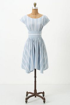 Allegra Boatneck Dress - Anthropologie.com