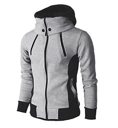 localmode Men's Double Zipper Hooded Jacket Turtleneck Fl... https://www.amazon.com/dp/B01I91FKW4/ref=cm_sw_r_pi_dp_x_Leg7xb3JNHQ47