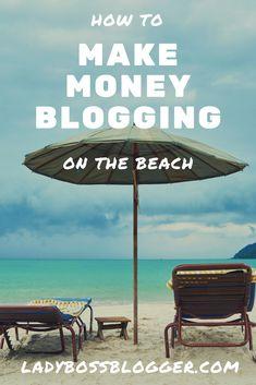 How To Make Money Blogging written by Elaine Rau on LadyBossBlogger #blogging #moneyblog #makemoneyblogging #moneymaker #moneymakingblog #affiliatemarketing #digitalproducts #sellcoursesonline #onlinecourses #blogger #ladybossblogger #howtomakemoneyonline #becomeablogger #fulltimeblog #fulltimeblogger #bloggingformoney #profitableblog #passivemoney #makepassivemoney #quityourjob