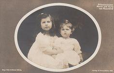Grand Duchesses Maria and Kira Kirillovna